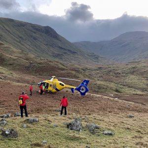 Langstrath Rescue 21st Feb 2019