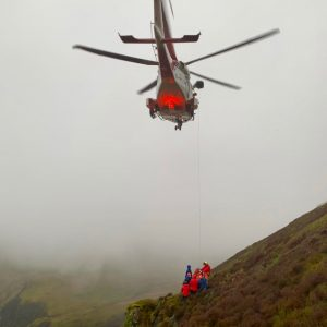 Grisedale Pike Rescue 12th February 2019
