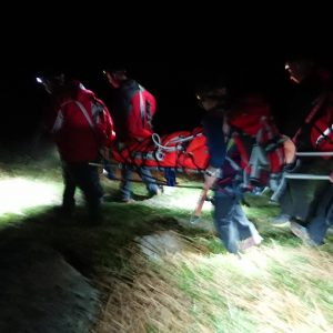 Glaramara Rescue 21st April 2019