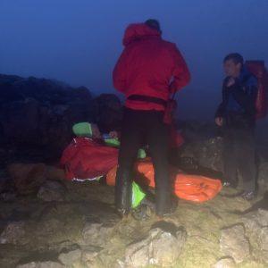 Brandreth Rescue 24th April 2019
