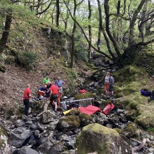 Stonethwaite Rescue 24th April 2019