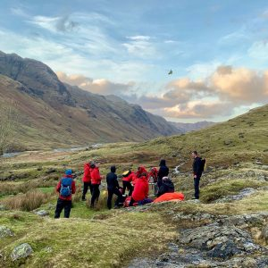 Langstrath Rescue 21st Feb 2019