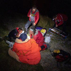Glaramara Rescue 21st April 2019