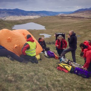 Standing Crag Rescue 4th May 2019