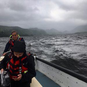 Derwentwater Rescue 22nd July 2019