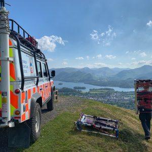 Latrigg Rescue 23rd July 2019